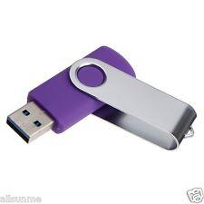 USB 3.0 32GB 64GB Flash Drive Memory Stick Storage Flip Thumb Digital U Disk Lot