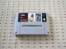 Pink Goes To Hollywood für Super Nintendo SNES