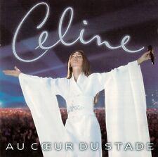 CELINE DION : AU COEUR DU STADE / CD