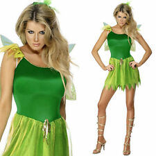 Woodland Fairy Fancy Dress Costume Women's Medium Smiffys 22154 Wings & Wishes