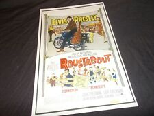 ELVIS PRESLEY Roustabout MOVIE POSTER Reproduction NEW! 11x17