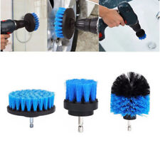 3PCS Tile Grout Cleaning Drill brush Scrub Brush Drill Attachment Kit Drillbrush