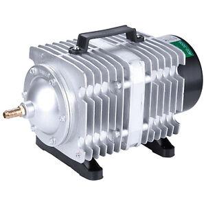 Hailea ACO-Series Air Compressors Pumps Aquarium Tank Piston Powered Hydroponics