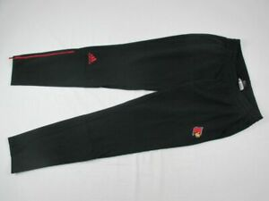 Louisville Cardinals adidas Climalite Sweatpant Women's Black New without Tags