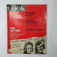 1969 Look Magazine - Son of Sam cover - May .50¢ cover