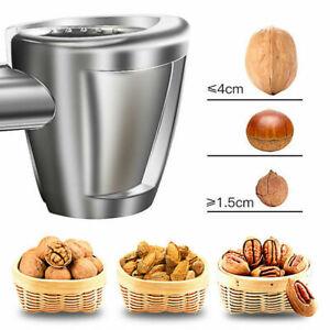 Heavy Duty Nutcracker Pecan Nut Cracker Walnut Plier Opener Tool For All Nuts UK