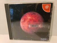 Seventh Cross: Evolution (Sega Dreamcast, 1999) Japanese Version US Seller