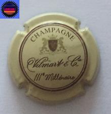 Capsule de Champagne VILMART Cuvée 3eme Millénaire n°3 Cote 7 !!!!