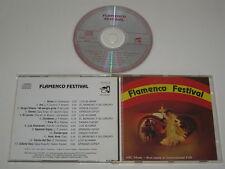 VARIOS ARTISTAS/FESTIVAL DE FLAMENCO(ARC MUSIC 78 101 3) CD ÁLBUM