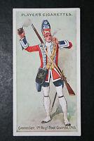 1st Regiment of Foot Guards  Grenadier Guards  Original 1912 Vintage Card  VGC