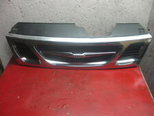 00 01 99 saab 9-5 oem front grill grille