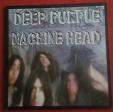 DEEP PURPLE Machine Head 1st 1972 P-8224W LP+OBI Japan