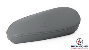 2009-2014 Ford Econoline Van-Driver Side Replacement Vinyl Armrest Cover Gray