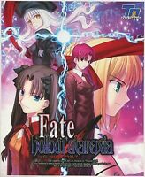 Fate / hollow ataraxia Limited Edition (DVD-ROM) F/S From Japan USED