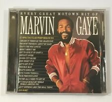 Every Great Motown Hit of Marvin Gaye  - CD - 17 Tracks - A Universal Music Co.