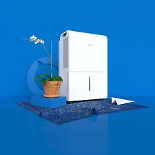 Office New Dehumidifier Mini 30 Pint Commercial Hose Dry Warm Air Basement Home
