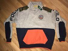 nwt 168$ Polo Ralph Lauren  Sweatshirt sz XL