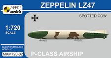 Mark I Models 1/720 Zeppelin P-class LZ47 'Tacheté Vache' # 720-02
