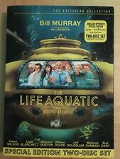 The Life Aquatic with Steve Zissou (The Criterion Collection, DVD) Bill Murray