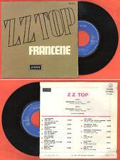 "FRENCH 7"" ZZ TOP FRANCENE (2 versions : English / Spanish) LONDON 84.056"