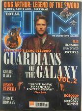 Total Film UK June 2017 Guardians of the Galaxy Chris Pratt FREE SHIPPING sb