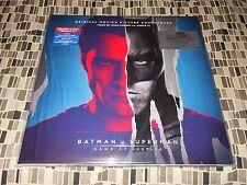 Batman v Superman Soundtrack Dawn of Justice 3Lp 180g Colored vinyl  Import