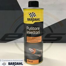 Bardahl Bardhal Additivo Trattamento Urto Pulizia Iniettori Motori Diesel 500ml