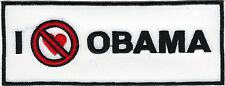 Republican GOP Tea Party Anti-Obama Political Embroidery Morale patch
