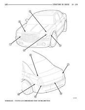 manuel atelier entretien réparation technique maintenance Chrysler 300 C - Fr