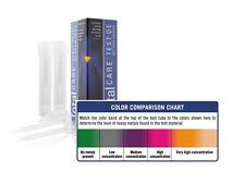 NEW! TOTAL CARE HEAVY METAL SCREEN URINE TEST KIT (2 HOME TESTS )