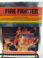 Fire Fighter (Atari 2600, 1983) IMAGIC Complete in Box CIB free shipping