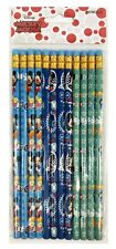 Disney Mickey Mouse 12 Pencils 3 Designs School stationary Supplies