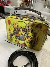Lauren Tsai X Marc Jacobs Box Bag, Limited Edition, Rare, New + Dustbag