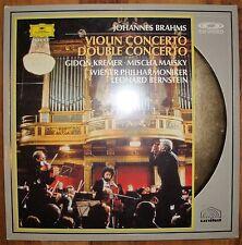 Jonannes Brahms: Violin Concerto/Double Concerto - G.Kremer/M.Maisky/Wiener Phil
