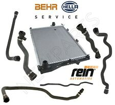 For BMW E39 525i 528i 530i Radiator & Radiator Hoses Cooling System Repair Kit