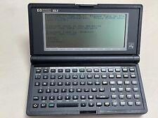Hewlett Packard Hp 95Lx Vintage Palmtop Computer