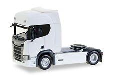 Herpa 307185 Scania Cr20 HD Trattore Bianco