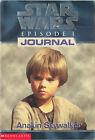 Star Wars Episode One, Journals #1: Anakin Skywalker by Todd Strasser (Pback)