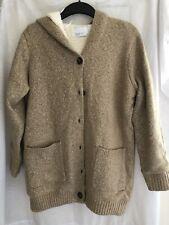 Papaya Warm Knitted Cardigan Size M