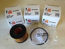 THREE(3) Fram Pro FP10358 Oil Filter LOT fits CH10358 L16311 Champ P960 57064