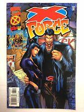 X-Force #65 Comic Book Marvel 1997
