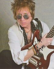 RICKY BYRD Joan Jett & The Blackhearts Signed 8X10 Photo I Love Rock N Roll