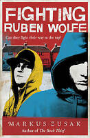 Fighting Ruben Wolfe-ExLibrary