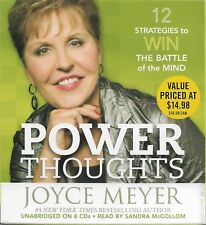 POWER THOUGHTS 12 Strategies to Win the Battle of the Mind       Joyce Meyer