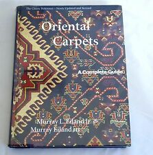 Oriental Rugs A Complete Guide by Murray L Eiland, Murray Eiland Hardback LAYBY