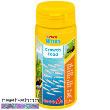 Sera Micron Coral Food 50mL Powdered Coral Food and Growth Fish Food