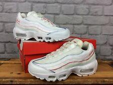 Dettagli su Donna Nike Air Max 95 se *Rare* AQ4138100 White Rainbow Scarpe Sportive