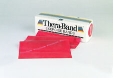 TheraBand 45m Professional Latex Resistance Band - Red (20130)