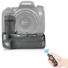Neewer NW-760D Pro Wireless Remote Control Battery Grip for Canon EOS 750D,760D