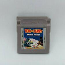 Tom & Jerry Frantic Antics! Nintendo Game Boy Classic Spiel dmg-j8-usa